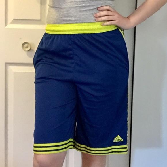 adidas Other - 🏀 Men's adidas basketball shorts sz S 🏀